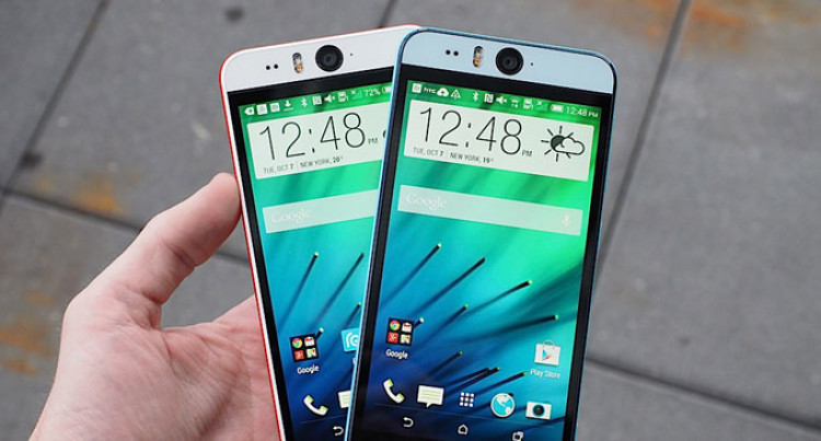 HTC's Next Midrange Smartphone Is Destined For Selfie Fans