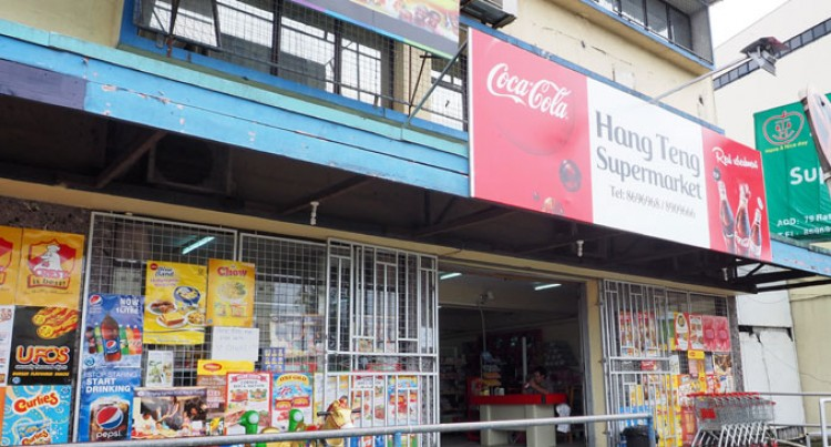 Hang Teng Supermarket Opens In Samabula