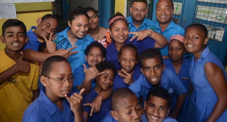 Hilton Teachers Share Experiences