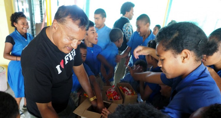 Giving Back To Fiji For 25 Years