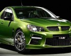 Holden Releases The World's Most Powerful Ute