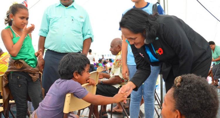 Ministry Treats Kids To Celebration