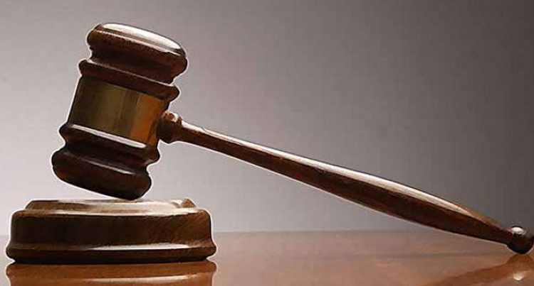 Get Legal Aid, Judge Tells Murder Suspect
