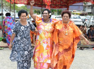 Kadavu Provincial Fundraising At FDB Foreshore