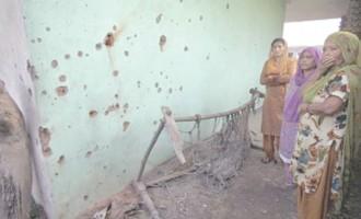 India Says Four Civilians Killed In Pakistan Firing