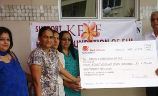 Kidney Foundation Boosted