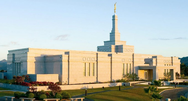 Suva Fiji Temple To Close For Renovations