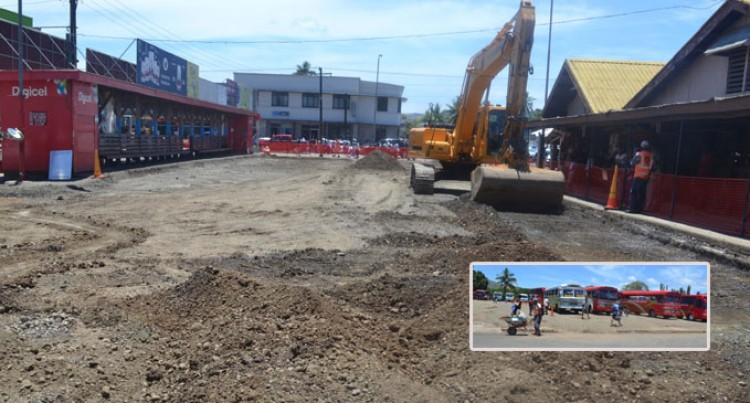 No Shelter Irks Labasa Commuters