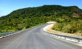 Lomaloma Road Complete