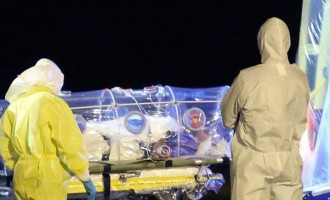 Nurse Infected With Ebola In Spain