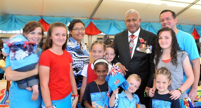 We're Fijians Too: Mears family