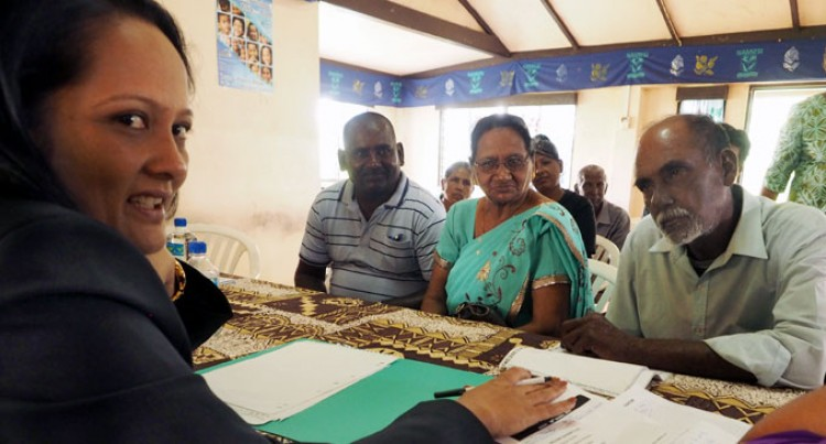 Senior Citizens Grateful For Consultation
