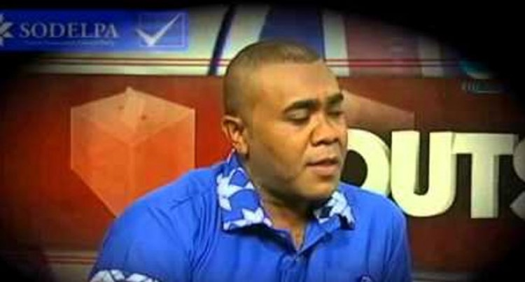Bulitavu Apologises  To Bainimarama