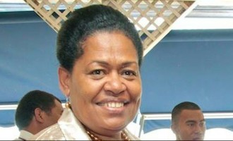 Minister's Wife Credits God