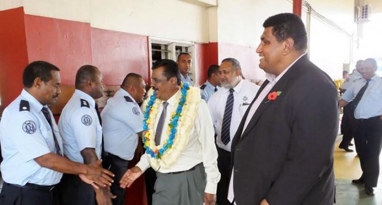 Minister visits NFA
