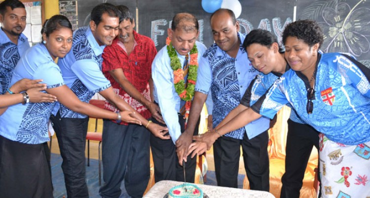 Naleba Celebrates Fiji Day