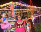 Diwali Lights Draw Crowd