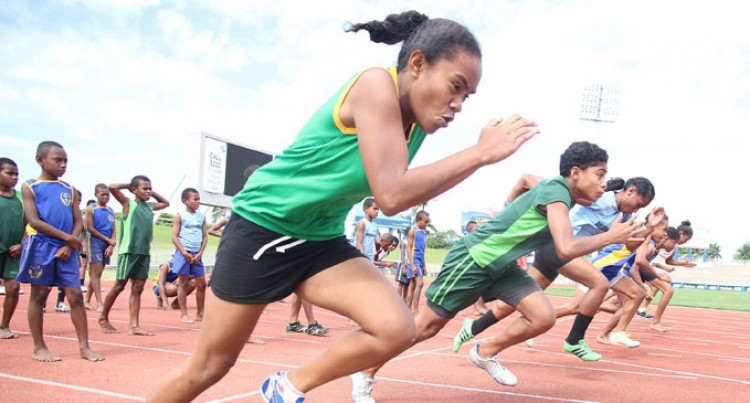 Saints Top Nasinu Meet