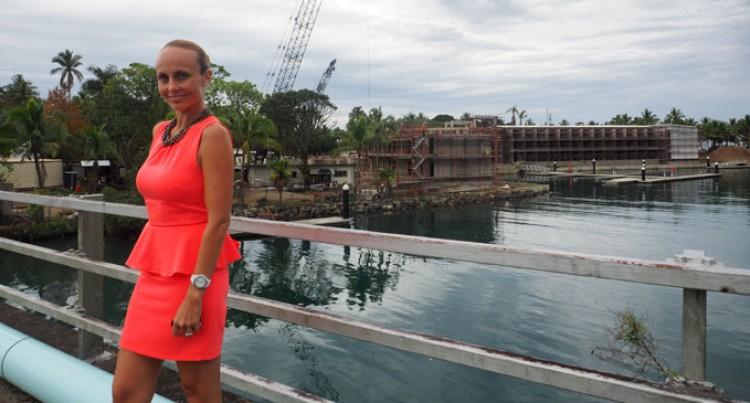 $85 Million Pearl Resort Development Progress