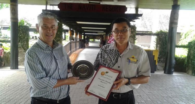 Naviti Resort Gets Top Energy Award