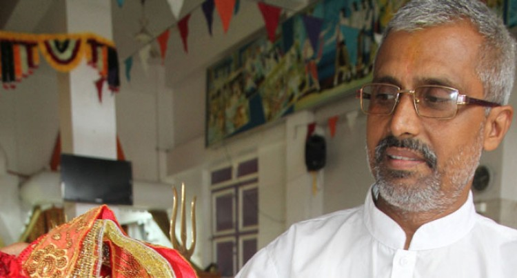Fiji Hindus Mark Navratri Festival