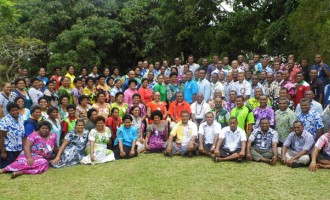 New Methodists Hold Boot Camp