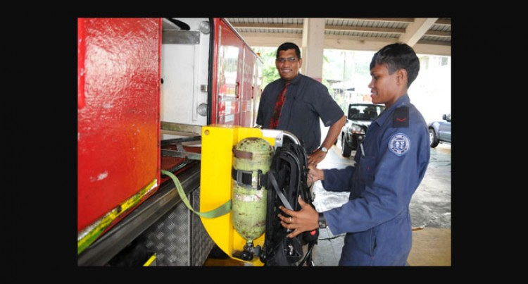 Amended Laws For Fire Services