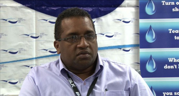 Water Carted to Higher Areas In Labasa