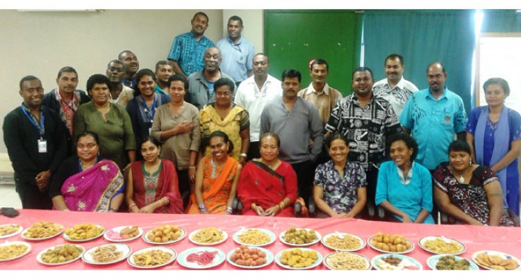 Ministry Celebrates In Union