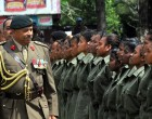 Commander Urges Students