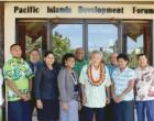 Tuvalu PM Praise PIDF