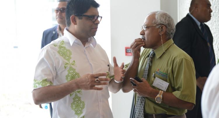 Nadi Chamber's Dr Raju backs school merger