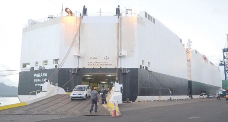 Regular Port Call To Benefit Fijian Exporters