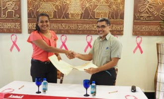 Tanoa Hotel Supports Pinktober
