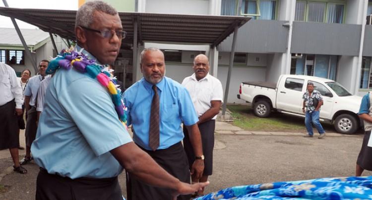 Tikoduadua Commends Fiji Roads