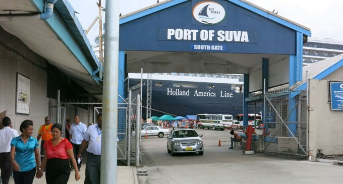 Private Sector Makes Submission For Suva Port To Be Converted To A Garden Promenade