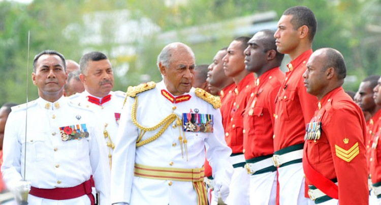 Let Us All Heed Ratu Epeli's Call To Be Patriotic