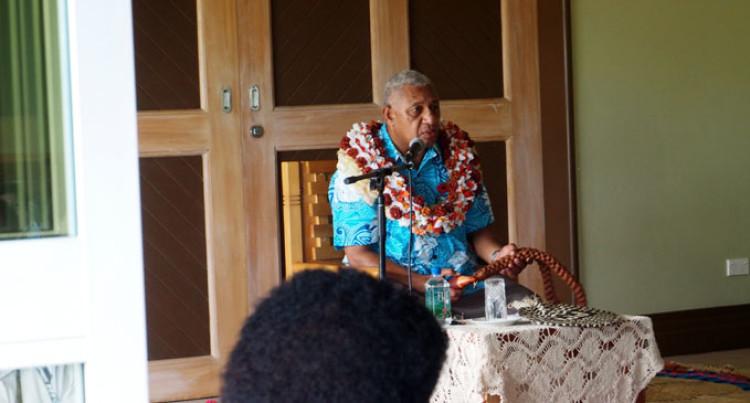 'Work For All Fijians'