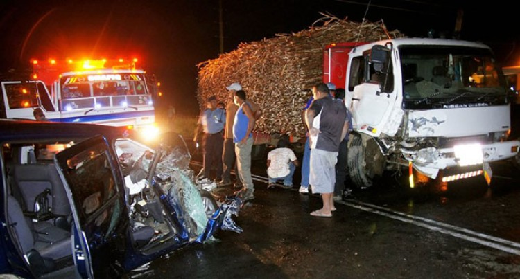 Police Investigate Fire, Road Accidents