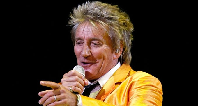 Rod Stewart – Manhattan