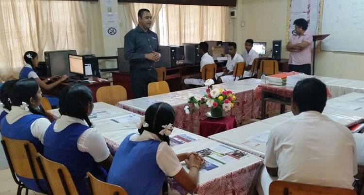 Free Internet For Rakiraki School