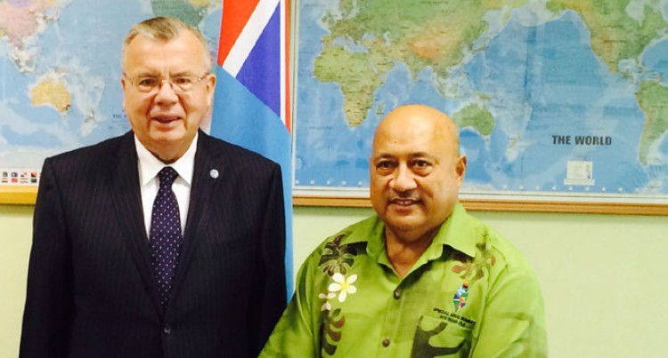 Fiji Backs UN Crime Fight