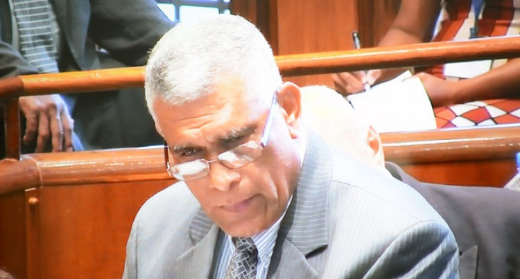 Suspension Lusaka Link in Naiqama Case