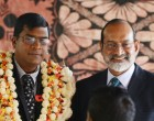 University  Welcomes  Dr Reddy