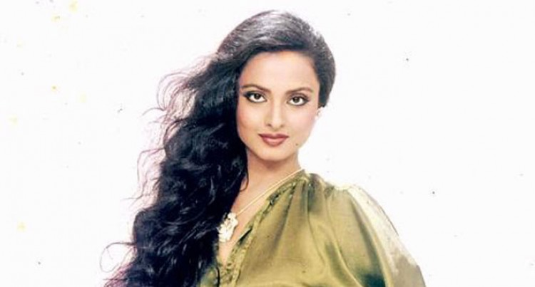 Love Is In My DNA: Rekha