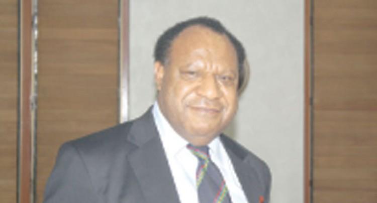 PNG Minister Pato Congratulates Fiji