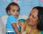 Minister Visits Children's Home