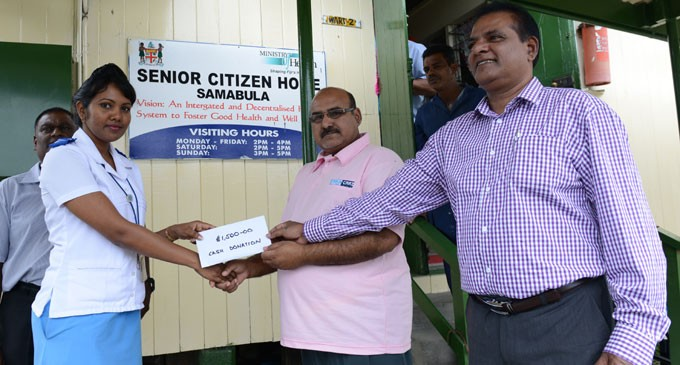Reaching Out To Senior Citizens