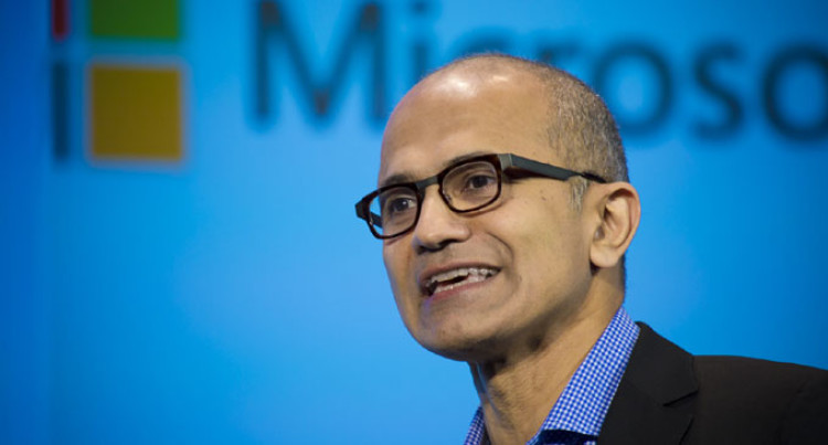 Microsoft CEO Satya Nadella Gaffe Fuels Debate On Women In Tech World