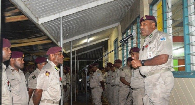 Corrections Embarks On A New Journey